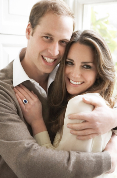 Prince William and Kate Middleton Engagement