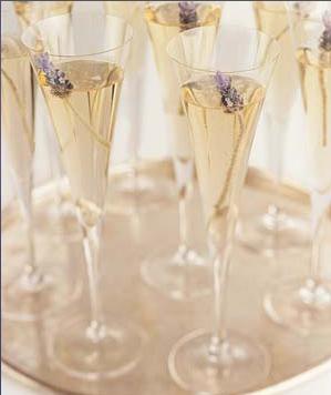 Lavender Champagne